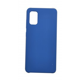 Etui Forcell Silicone Samsung Galaxy A41 A415 Blue