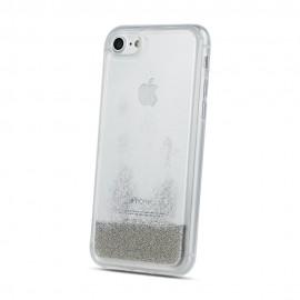 Etui Liquid Pearl TPU do Samsung Galaxy Note 10 Lite N770 Silver