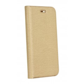 Etui Luna Book do Huawei P30 Gold Gold