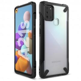 Etui Rearth Ringke Samsung Galaxy A21s A217 Fusion-X Black
