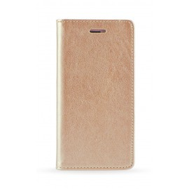 Etui Magnet Book do Samsung Galaxy A21s A217 Rose Gold
