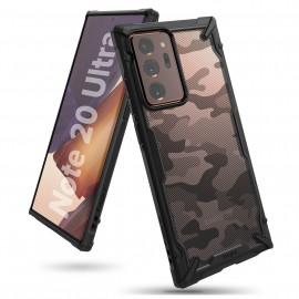 Etui Ringke do Samsung Galaxy Note 20 ultra Fusion- X Moro Black
