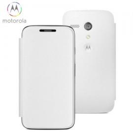 Flip Cover Motorola Moto G White