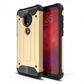 Etui Armor do Motorola Moto G7 / G7 Plus Gold