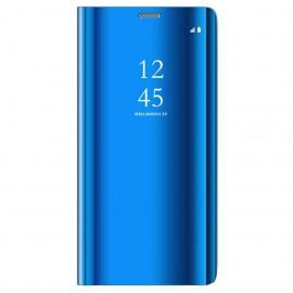 Etui Clear View Book do Xiaomi Note 9S / Redmi Note 9 Pro Blue