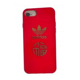 Etui Adidas iPhone 7 / iPhone 8 CNY Red