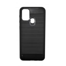 Etui CARBON Samsung Galaxy M31 M315 Black