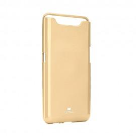 Etui Mercury do Samsung Galaxy A80 A805 Jelly Gold