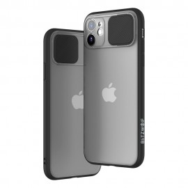 Etui Blitzwolf do iPhone 11 BW-AY2 Black