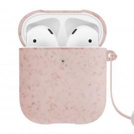 Etui Incipio do Słuchawek Airpods 1/2 Organicore Dusty Pink