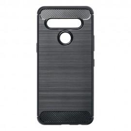 Etui CARBON do LG K51s / LG K41s Black