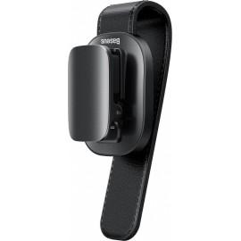 Baseus samochodowy uchwyt do okularów Platinum na klips Black