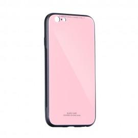Etui Glass Case do Xiaomi Redmi 9a Pink