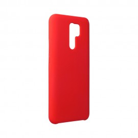 Etui Forcell Silicone do Xiaomi Redmi 9 Red