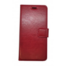 Etui Forcell Flexi Book do Xiaomi Mi A2 / 6X Red