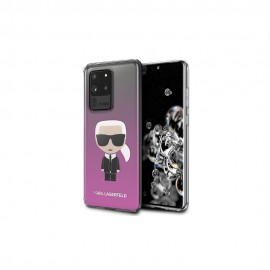 Etui Karl Lagerfeld do Samsung Galaxy S20 Ultra G988 Iconic Pink KLHCS69TRDFKPI