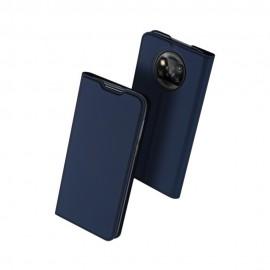 Etui DuxDucis SkinPro Xiaomi Pocophone X3 NFC Blue