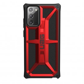 Etui Urban Armor Gear UAG do Samsung Note 20 N980 Monarch Red