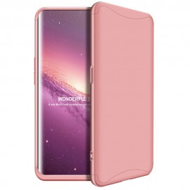 Etui 360 Protection do Oppo Find X Rose Gold
