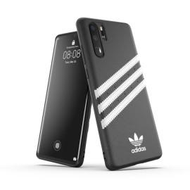 Etui Adidas do Huawei P30 Pro Moulded Black White