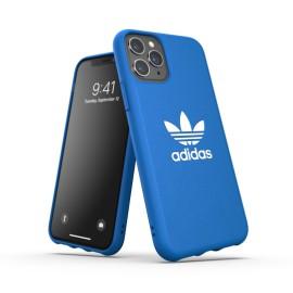 Etui Adidas do iPhone 11 Pro Moulded Big Logo Blue