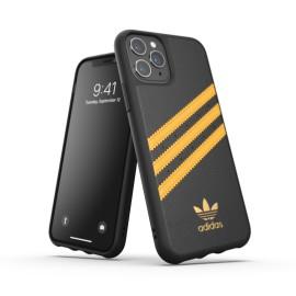 Etui Adidas do iPhone 11 Pro Moulded Black Yellow