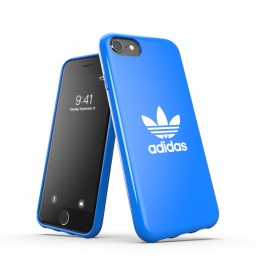 Etui Adidas do iPhone 7/8/SE 2020 Snap Blue
