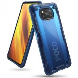 Etui Ringke do Xiaomi Pocophone X3 NFC Space Blue