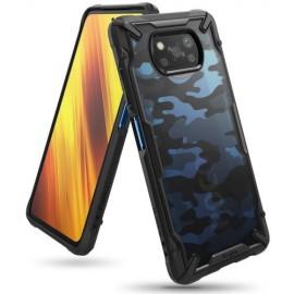 Etui Ringke do Xiaomi Pocophone X3 NFC Camo Black