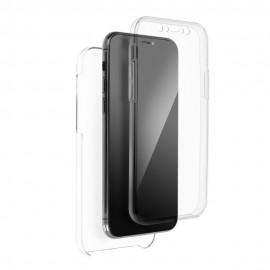 Etui 360 Full Cover PC + TPU do Samsung Galaxy M51 M515 Clear