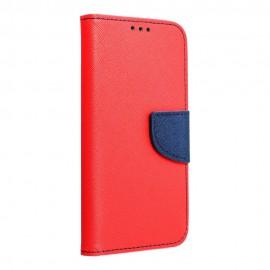 Etui Fancy Book do iPhone 12 Mini Red / Dark Blue