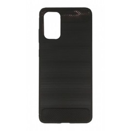 Etui Carbon do Motorola Moto G9 Plus Black