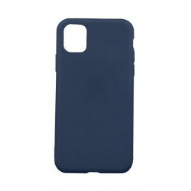 Etui Matt TPU do LG K42 Navy Bue