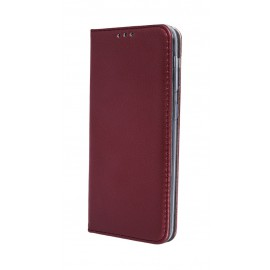 Etui Magnet Book do Xiaomi Mi 10T Lite Burgundy