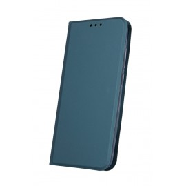 Etui Smart Skin Book do Xiaomi Mi 10T Lite Dark Green