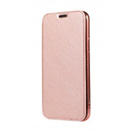 Etui Electro Book do Samsung Galaxy A12 A125 Rose Gold