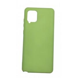 Etui Silicone Soft do Samsung Galaxy A12 A125 Green