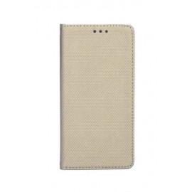 Etui Smart Book do Samsung Galaxy A12 A125 Gold