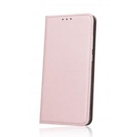 Etui Smart Book do Samsung Galaxy A12 A125 Rose Gold