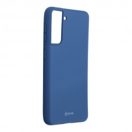 Etui Roar do Samsung Galaxy S21+ G996 Jelly Blue
