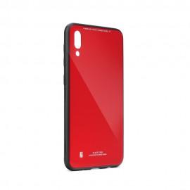 Etui Glass Case do Xiaomi Redmi Note 9S / Redmi Note 9 Pro Red
