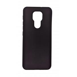 Etui Matt TPU do Motorola Moto G9 Play / G9 / E7 Plus Black