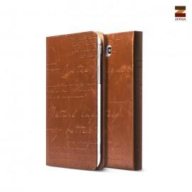 "Zenus Lettering Diary Samsung Galaxy Tab 3 7,0"" Brown"