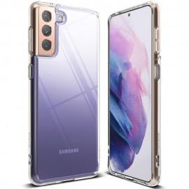 Etui Rearth Ringke do Samsung Galaxy S21+ G996 Fusion Crystal Clear