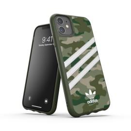 Etui Adidas do iPhone 11 Camo Green