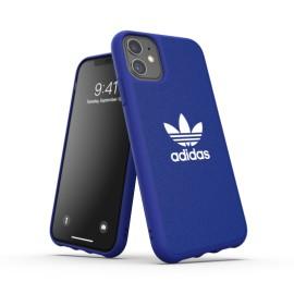 Etui Adidas do iPhone 11 Moulded Canvas Blue