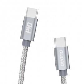 Kabel USB Typ C - USB Typ C 5A Dudao 5A 45W