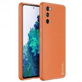 Etui DuxDucis do Samsung Galaxy S20 FE G780 Orange