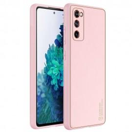 Etui DuxDucis do Samsung Galaxy S20 FE G780 Yolo Pink