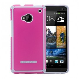Body Glove Tactic HTC One M7 Raspberry